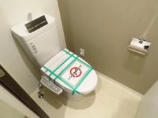ヴィラティック早稲田 トイレ