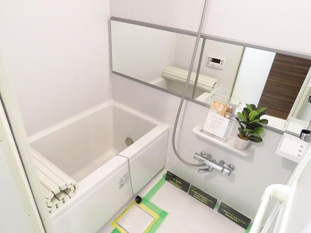 ヴィラティック早稲田 バスルーム