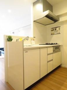 ヴィラティック早稲田 キッチン
