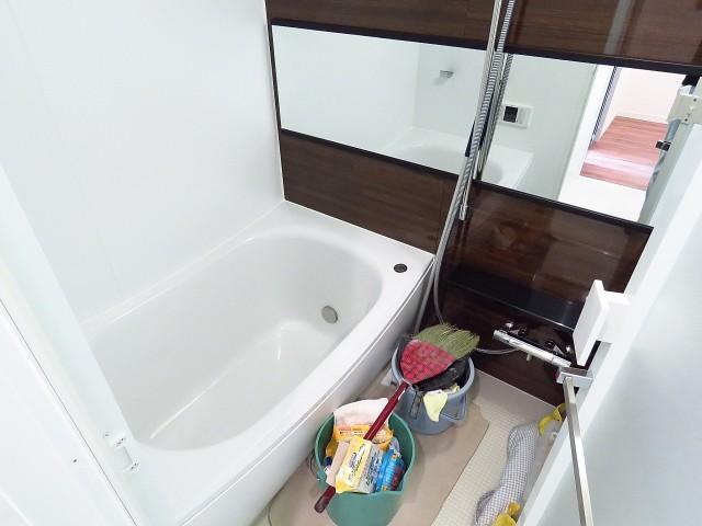 藤和ハイタウン上野 バスルーム