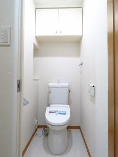 朝日シティパリオ島津山 トイレ