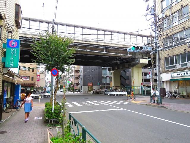 日商岩井第2玉川台マンション 用賀駅周辺