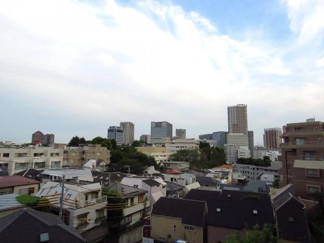 朝日シティパリオ島津山 眺望