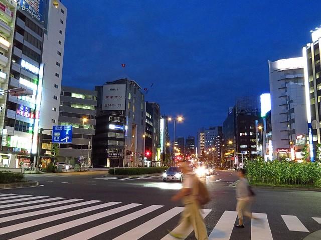 朝日シティパリオ島津山 桜田通り