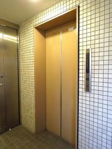 ディアハイム目黒 エレベーター