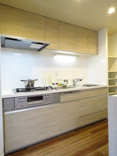 ディアハイム目黒 キッチン