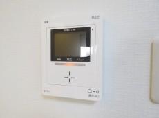 メゾンドール駒込 TVモニター付きインターホン