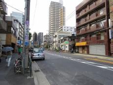 マンション大塚 前面道路