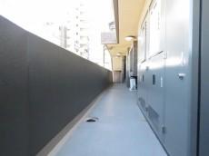 シャルムコート新中野 共用廊下