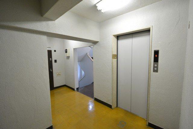 フラワーヒル目黒 内廊下