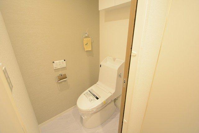 マンションヴィップ等々力 トイレ