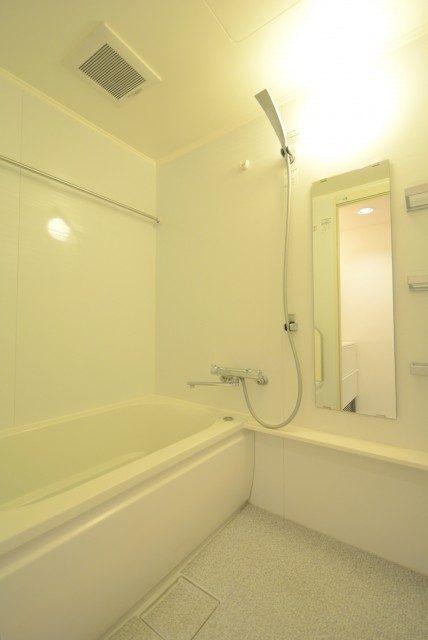 イトーピア音羽 浴室