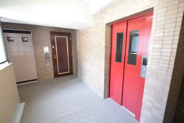 フリーディオ芝公園アネックス エレベーター