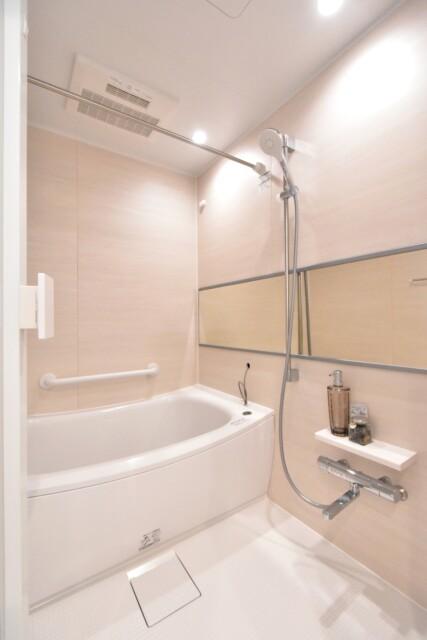 エム・ブランド新宿戸山公園 浴室