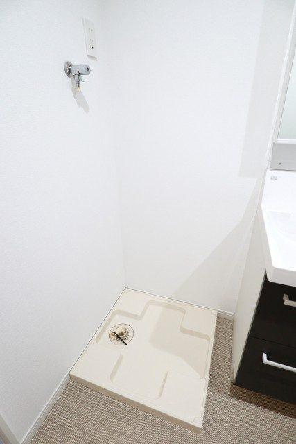 成宗マンション 洗濯機スペース
