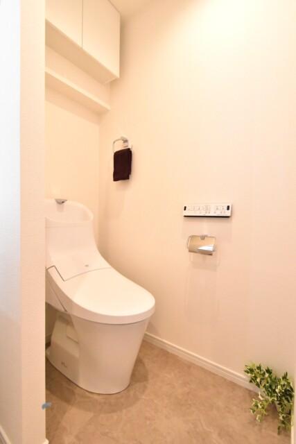 エム・ブランド新宿戸山公園 トイレ