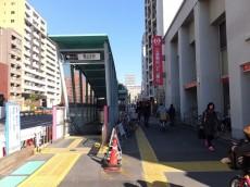月島ハイツ 勝どき駅