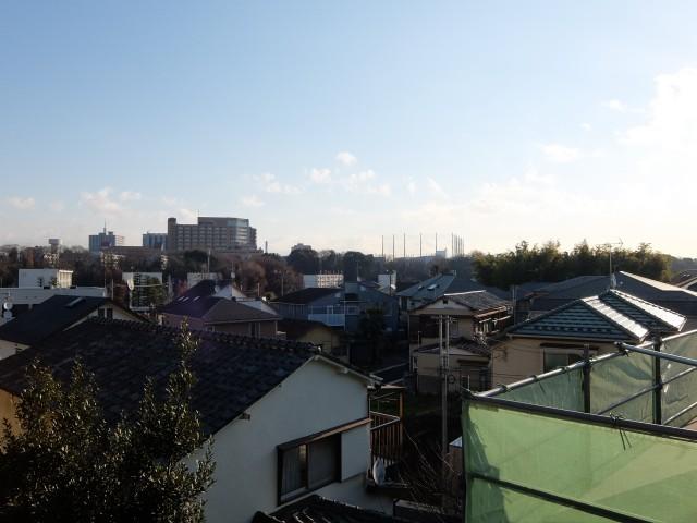 成城オリンピックマンション 眺望