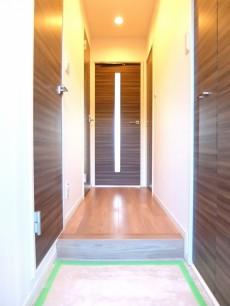 成城マンション 玄関