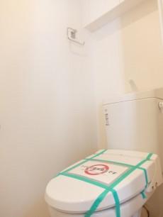 成城マンション トイレ