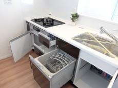 成城マンション キッチン