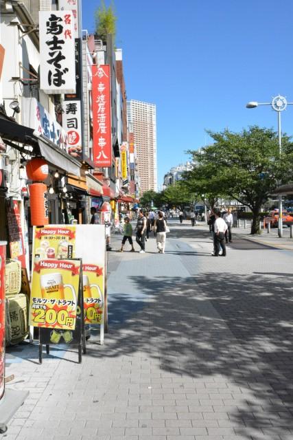 クレストフォルム田町ベイサイドコート 駅前