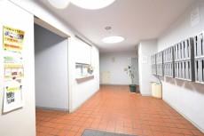 中野永谷マンション エントランスホール