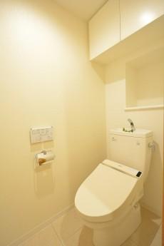 クリオ上北沢 トイレ