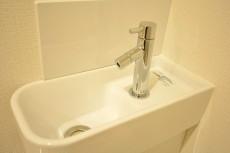 ニューステイトメナー トイレ手洗い場