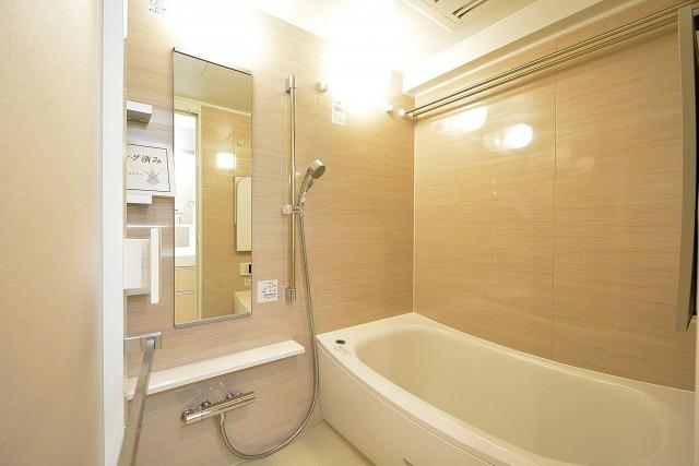 東中野パークマンション バスルーム