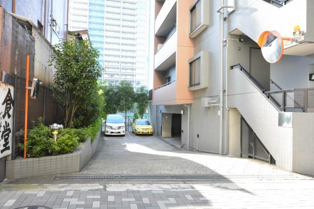 クレストフォルム田町ベイサイドコート 駐車場