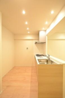 東中野パークマンション キッチン