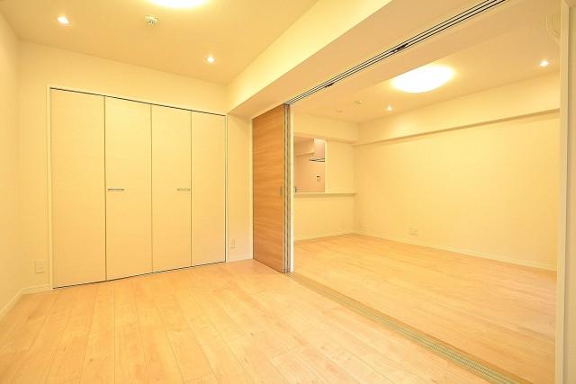 東中野パークマンション 6.2帖洋室