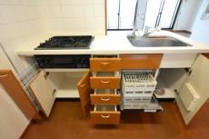 クレストフォルム田町ベイサイドコート キッチン