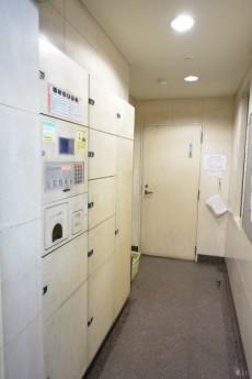 クレストフォルム田町ベイサイドコート 宅配ボックス