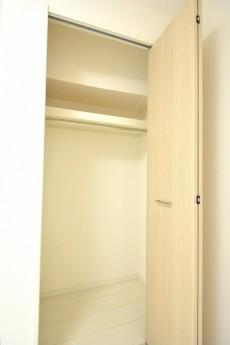 ライオンズマンション南平台 洋室②のクローゼット