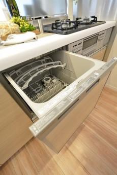 ライオンズマンション駒沢 食器洗浄機