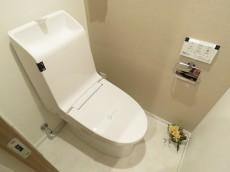 サンビューハイツ哲学堂 トイレ