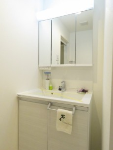 サンビューハイツ哲学堂 洗面化粧台