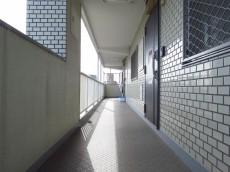エンゼルハイム大井 共用廊下