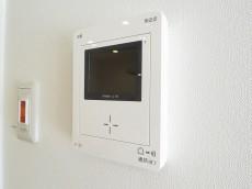 東中野ハイム TVモニター付きインターホン