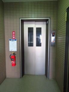 マイキャッスル学芸大学Ⅱ エレベーター