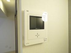 マンション中野坂上 TVモニター付きインターホン