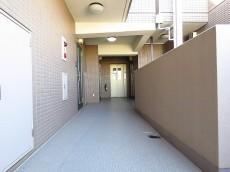 マイキャッスル学芸大学Ⅱ 共用廊下