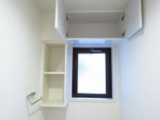 玉川瀬田タウンホーム トイレ収納