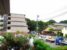 玉川瀬田タウンホーム 洋室約6.0帖側眺望
