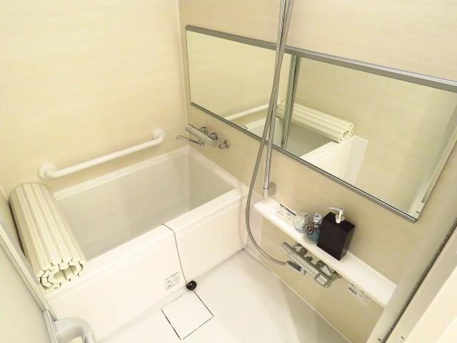 インペリアル赤坂壱番館 バスルーム