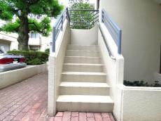玉川瀬田タウンホーム 共用階段