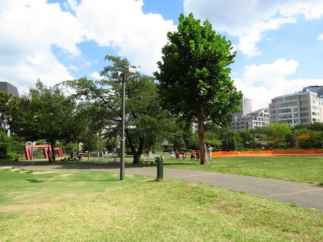 インペリアル赤坂壱番館 檜町公園