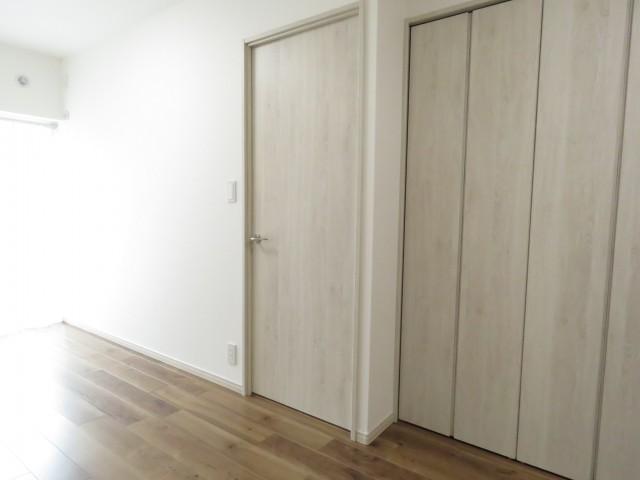 藤和三軒茶屋コープ 洋室扉